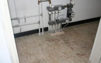 Vloerverwarming alkmaar.nl - Vloerverwarming, Vloerverwarming na oplevering